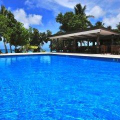 Отель Blue Lagoon Beach Resort Фиджи, Матаялеву - отзывы, цены и фото номеров - забронировать отель Blue Lagoon Beach Resort онлайн бассейн фото 2