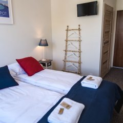 Отель SeaSide Sopot Польша, Сопот - отзывы, цены и фото номеров - забронировать отель SeaSide Sopot онлайн комната для гостей фото 5