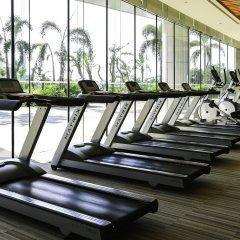 Отель Xiamen International Conference Center Hotel Китай, Сямынь - отзывы, цены и фото номеров - забронировать отель Xiamen International Conference Center Hotel онлайн фитнесс-зал фото 4