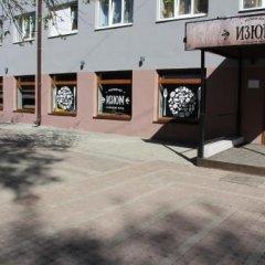 Отель Welcome Inn Великий Новгород парковка