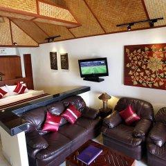 Отель Friendship Beach Resort & Atmanjai Wellness Centre 3* Люкс с разными типами кроватей фото 5