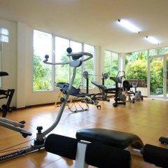 Отель Aonang Cliff View Resort фитнесс-зал фото 3