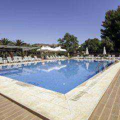 Отель Simeon Греция, Метаморфоси - отзывы, цены и фото номеров - забронировать отель Simeon онлайн бассейн фото 2