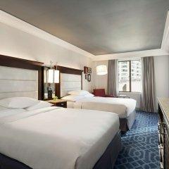 Отель Hilton Checkers США, Лос-Анджелес - 9 отзывов об отеле, цены и фото номеров - забронировать отель Hilton Checkers онлайн комната для гостей фото 3
