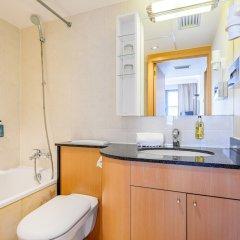 Отель B-aparthotel Ambiorix Бельгия, Брюссель - отзывы, цены и фото номеров - забронировать отель B-aparthotel Ambiorix онлайн ванная фото 2