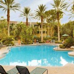 Отель Silver Sevens Hotel & Casino США, Лас-Вегас - отзывы, цены и фото номеров - забронировать отель Silver Sevens Hotel & Casino онлайн бассейн фото 2