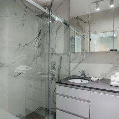 Апартаменты Mennica Central Apartments ванная фото 2