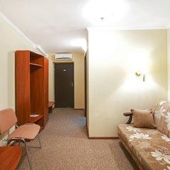 Гостиница Черное море комната для гостей фото 12