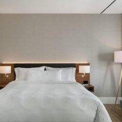 Отель Element Amsterdam Люкс с различными типами кроватей