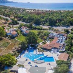 Ilaria Hotel пляж