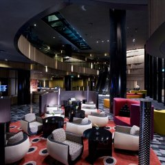 Отель Crowne Plaza Changi Airport интерьер отеля фото 3