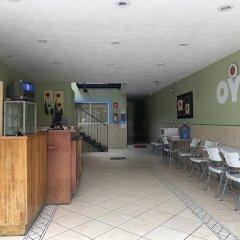 Hotel Centro Médico гостиничный бар