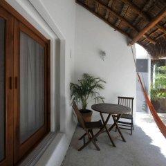 Hotel Rancho Encantado балкон