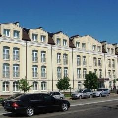 Гостиница Raziotel Kyiv парковка