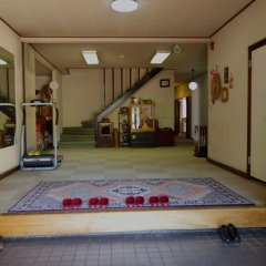 Отель ZERO-Project Japan GuestHouse Яманакако интерьер отеля