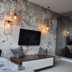 Апартаменты Panda Apartments Grzybowska-Centrum комната для гостей фото 2