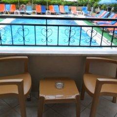 Отель Liman Apart балкон