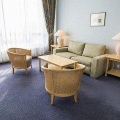 Гостиница Holiday Inn Moscow Seligerskaya комната для гостей фото 5
