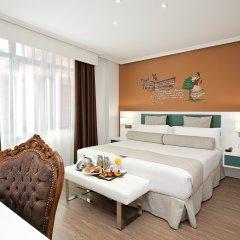 Отель Mayorazgo Мадрид комната для гостей фото 3