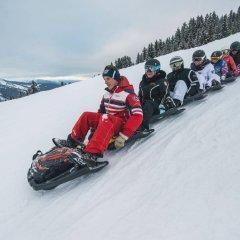 Hotel Alpen Ruitor спортивное сооружение