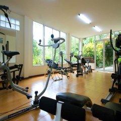 Отель Aonang Cliff View Resort фитнесс-зал