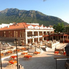 Orka Club Hotel & Villas питание
