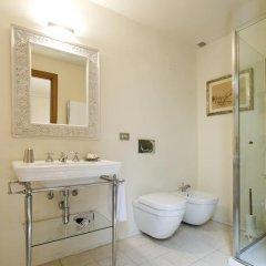 Отель Soggiorno Rondinelli Италия, Флоренция - отзывы, цены и фото номеров - забронировать отель Soggiorno Rondinelli онлайн ванная