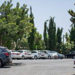 Отель Grecian Park парковка