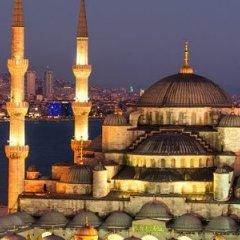 Отель InterContinental Istanbul Стамбул приотельная территория фото 2