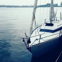 Отель City Sailing Нидерланды, Амстердам - отзывы, цены и фото номеров - забронировать отель City Sailing онлайн приотельная территория фото 2