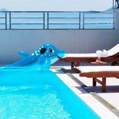 Отель Barcelona Hotel Вьетнам, Нячанг - отзывы, цены и фото номеров - забронировать отель Barcelona Hotel онлайн бассейн фото 3