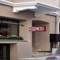 Отель Snog Rooms & Suites Стамбул вид на фасад