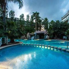 Отель Ona Jardines Paraisol Испания, Салоу - отзывы, цены и фото номеров - забронировать отель Ona Jardines Paraisol онлайн бассейн фото 2