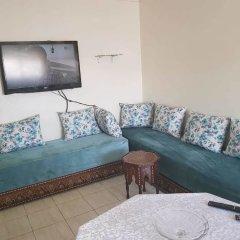 Отель Rabat terrace apartment Марокко, Рабат - отзывы, цены и фото номеров - забронировать отель Rabat terrace apartment онлайн комната для гостей фото 3