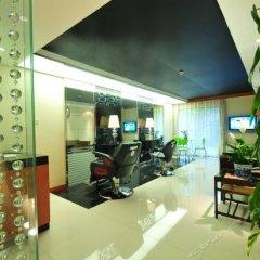 Jianguo Hotel Xi An банкомат