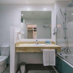 Отель AluaVillage Fuerteventura Испания, Эскинсо - отзывы, цены и фото номеров - забронировать отель AluaVillage Fuerteventura онлайн ванная