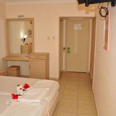 Отель Nergos Garden ванная