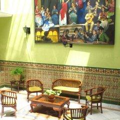 Отель Al Andalus Jerez Испания, Херес-де-ла-Фронтера - отзывы, цены и фото номеров - забронировать отель Al Andalus Jerez онлайн питание фото 3