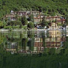 Отель Dependence del Parco Порлецца приотельная территория фото 2