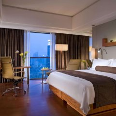 Отель Swissotel Grand Shanghai комната для гостей фото 5