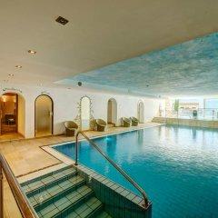 Hotel Der Heinrichshof Лагундо бассейн фото 2