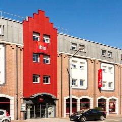 Отель ibis Lille Lomme Centre парковка