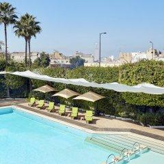 Отель Hyatt Regency Casablanca Марокко, Касабланка - отзывы, цены и фото номеров - забронировать отель Hyatt Regency Casablanca онлайн бассейн фото 2