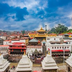 Отель OYO 149 Kalpa Brikshya Hotel Непал, Катманду - отзывы, цены и фото номеров - забронировать отель OYO 149 Kalpa Brikshya Hotel онлайн балкон