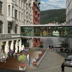 Отель Clarion Admiral Берген фото 3