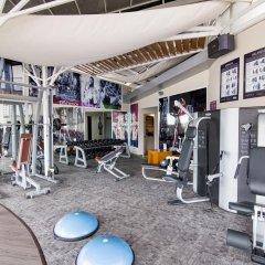 TTC Hotel Premium Ngoc Lan фитнесс-зал фото 4