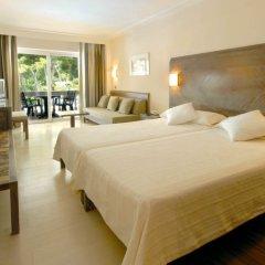 Отель Beach Club Font de Sa Cala комната для гостей фото 3