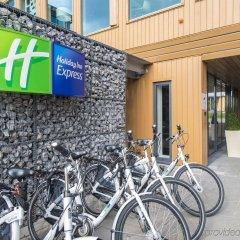 Отель Holiday Inn Express Utrecht - Papendorp бассейн