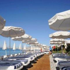 Отель B4 Park Nice Ницца пляж фото 2