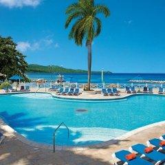 Отель Sunscape Splash Montego Bay Монтего-Бей бассейн фото 2